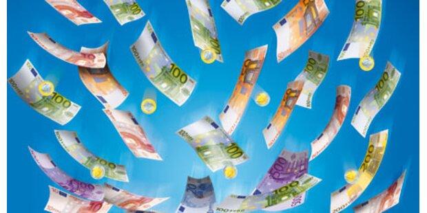 87 Millionen Euro für Altpolitiker