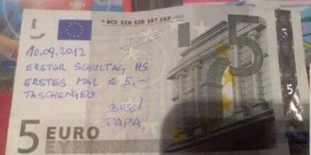 Nach 6 Jahren: Besitzer eines einmaligen Geldscheines gefunden