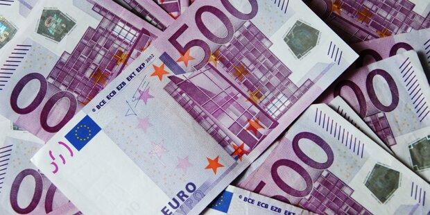 43 Mio. Euro aus EU-Topf für Österreich