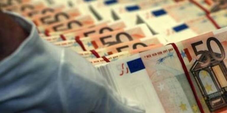 Rekord-Kredit: 529,5 Milliarden von der EZB