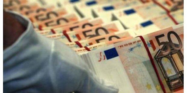 Linz: Arbeiter fand 38.000 Euro im Müll