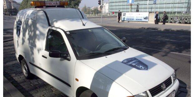 Überfall auf Geldtransport in Vorarlberg