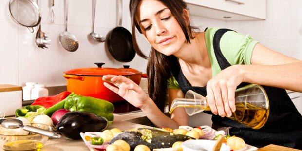Sieben Schritte zu gesundem Essen