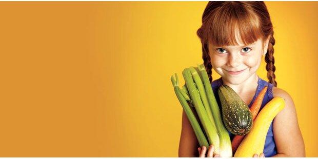 Besseres Essen für starke Kids