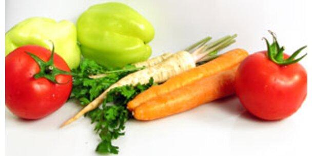 Salmonellen auch durch pflanzliche Ernährung