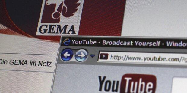 Gema im YouTube-Streit zuversichtlich