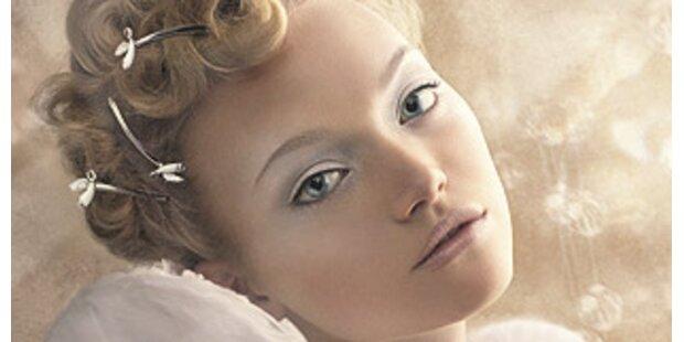 Gemma Ward wirbt für Swarovski