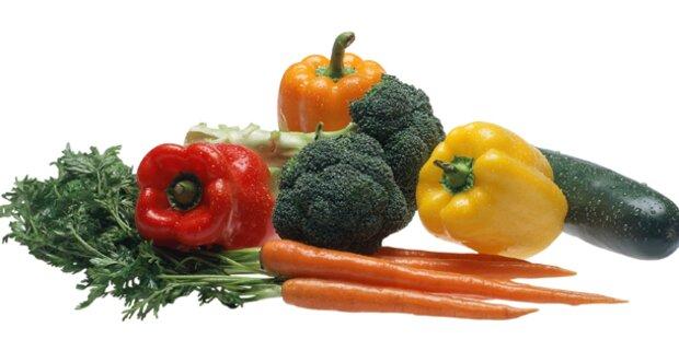 Hohe Hormon-Belastung in Obst und Gemüse