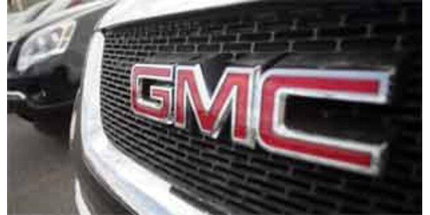 General Motors erneut mit Milliarden-Minus