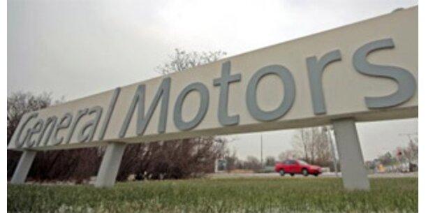 General Motors streicht nochmals 10.000 Stellen