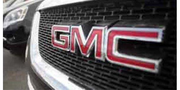 GM beschleunigt Stellenabbau