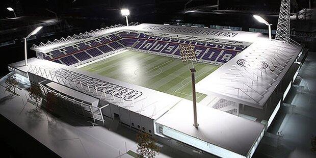 Nicht im Austria Stadion