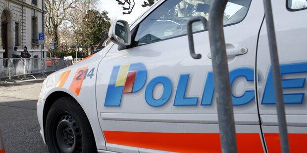 Zwei Terrorverdächtige in Genf festgenommen