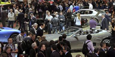 Bilanz des Genfer Autosalons 2012
