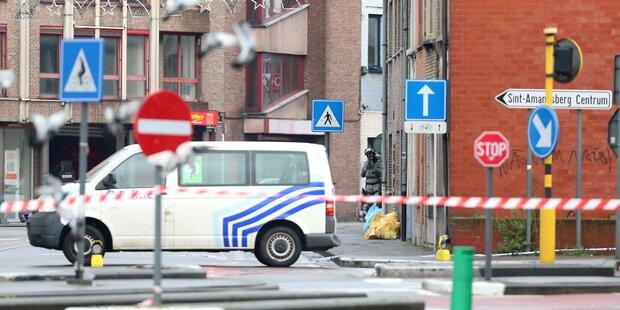 Verwirrung um Geiselnahme in Gent