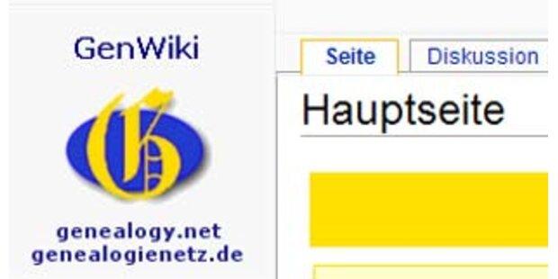 Wikipedia sammelt Informationen über Gene