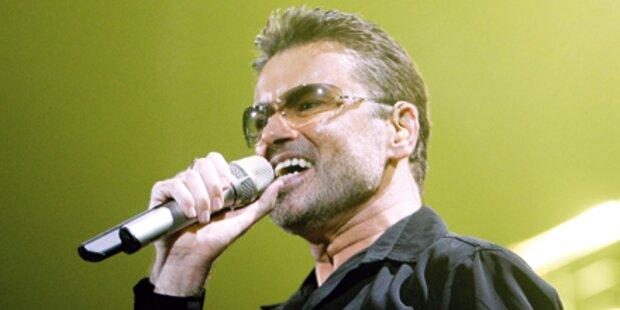 George Michael: Wien-Konzert mit Orchester