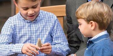 Prinz George: Er soll Geschenk zurückgeben