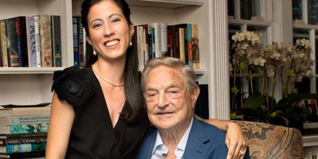 Soros: Börsenguru heiratet Yoga-Chefin
