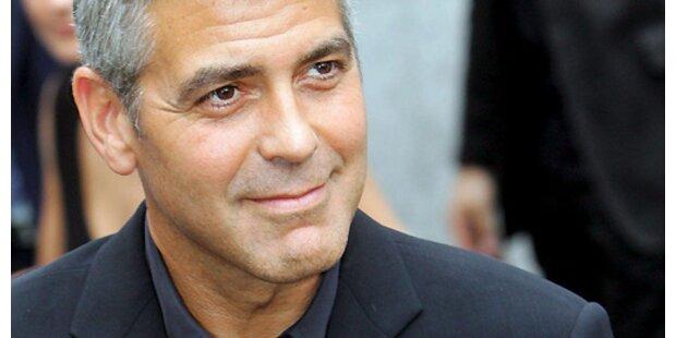 George Clooney schon wieder verliebt