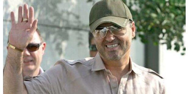 George Michael nach Unfall festgenommen