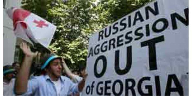 Neuer Krieg droht um Südossetien