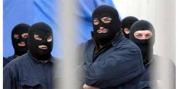 Militäraufstand in Georgien vereitelt