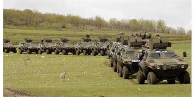 NATO-Manöver in Georgien begonnen