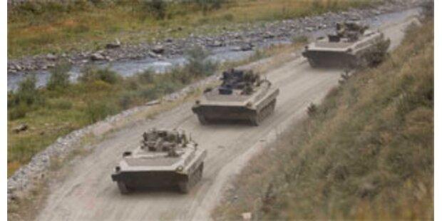 Russland weist Kritik am Truppenabzug zurück