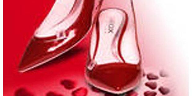 Die roten Schuhe - schön