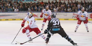 Eishockey EC Salzburg Red Bulls