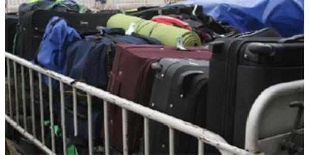 Preisexplosion bei Fliegen mit Übergepäck