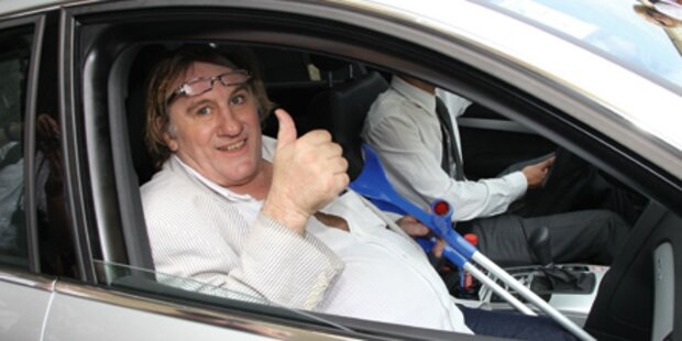 Festspiele: Depardieu und Muti bejubelt