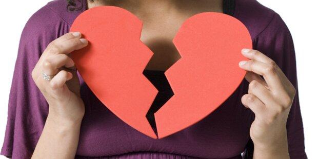 Frauen sterben öfter an gebrochenem Herzen