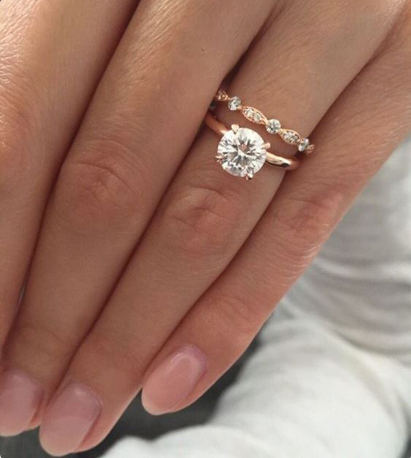 Verlobungsring Sylvia Billone