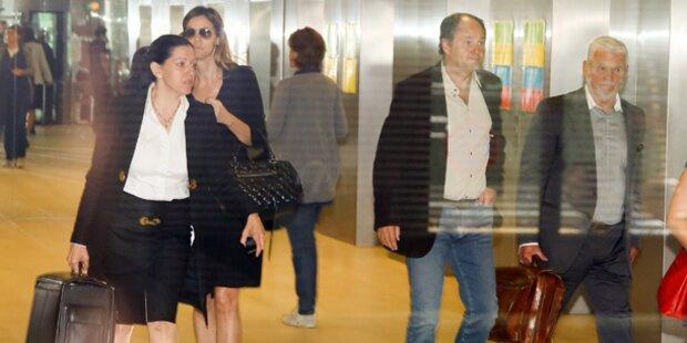 Berger-Scheidung doch in Monaco