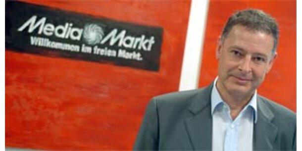 MediaMarkt-Saturn-Boss wechselt nach Deutschland