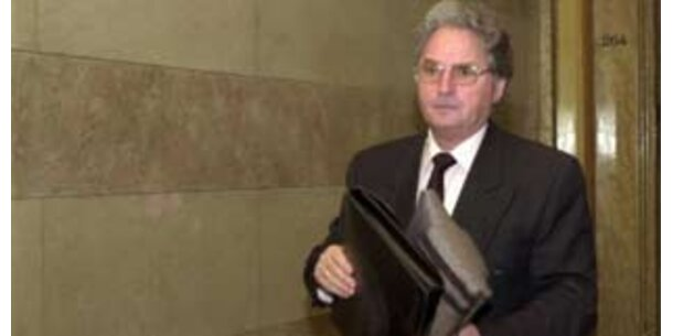 Ex-Konsum-Chef Gerharter angeklagt