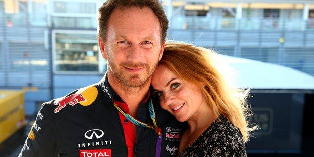Geri Halliwell: Verlobung mit F1-Boss