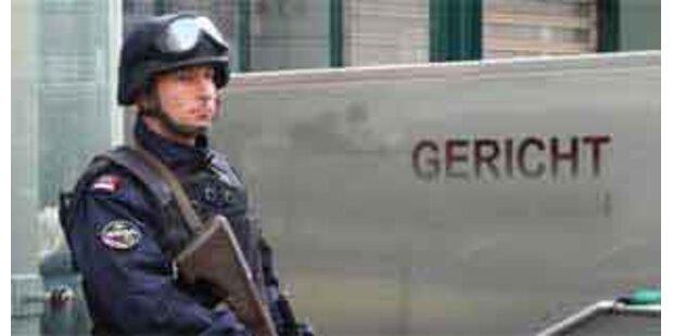 Bombenalarm am Welser Bezirksgericht