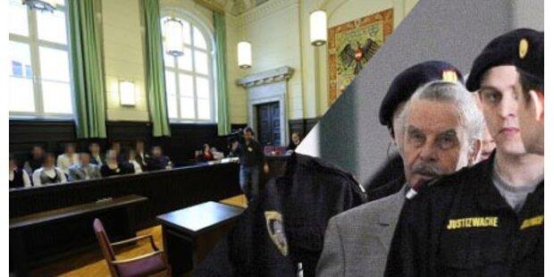 Fritzl droht nun die Höchststrafe