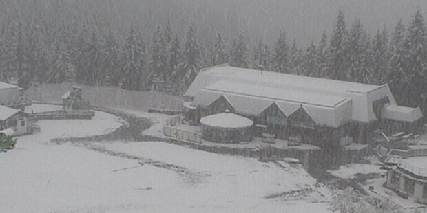 Wetter: Servatius bringt Mai-Schnee