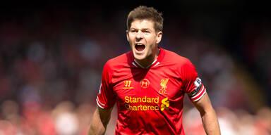 Gerrard vor Rückkehr zu Liverpool
