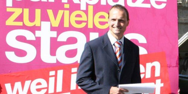 Gerstl wird für ÖVP Wiener Stadtrat