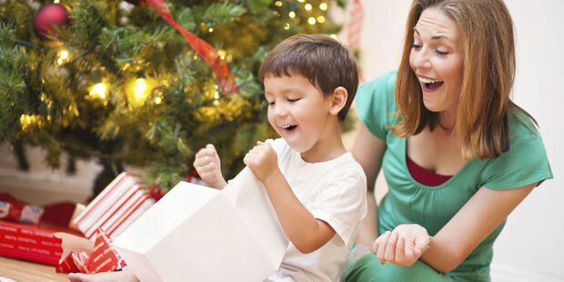 Wie viele Geschenke für das Kind?