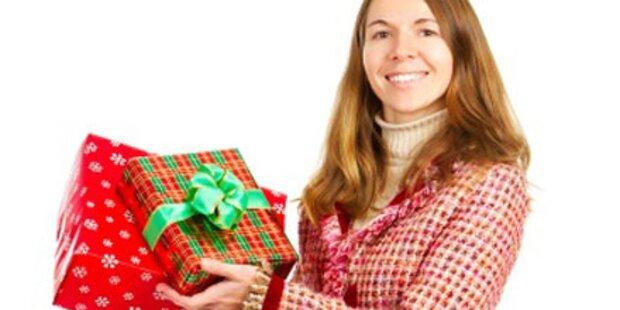 Das wünschen sich Frauen zu Weihnachten