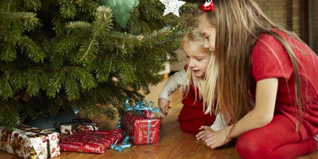 Wie viel darf man Kindern schenken?