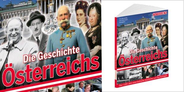 Buchvorstellung: Die Geschichte Österreichs