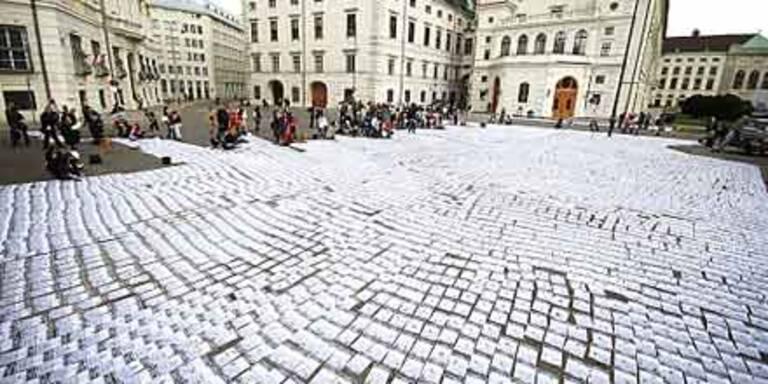 Geschichtsstunde für Rosenkranz in Wien