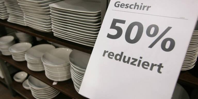 Einzelhandel: Umsätze erneut rückläufig